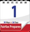 Fairfax Prepares Day 1