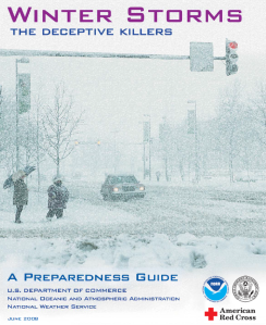 Winter Storms - The Deceptive Killers