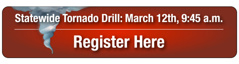 Virginia Tornado Drill March 12, 2013, 9:45 a.m. Register now to participate