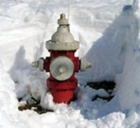 clear fire hydrants of snow