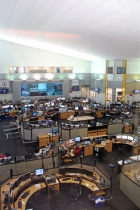 The MPSTOC Operations floor is home for the Fairfax County 9-1-1 Center.