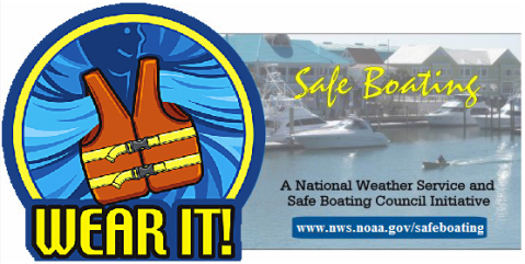 Safe Boating Week, May 18-24, 2013