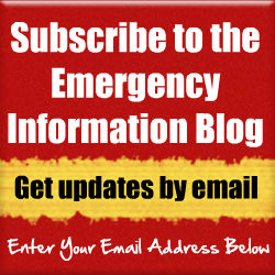 Subscribe by email to the Emergency Blog