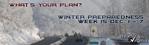 winter preparedness week 2013