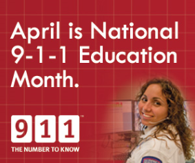 National 9-1-1 Education Month