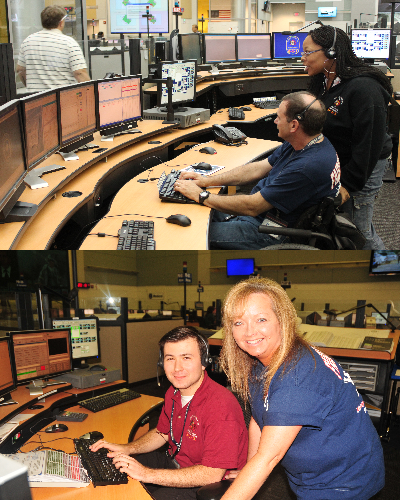 Fairfax County 9-1-1 is an accredited 9-1-1 center for emergency medical dispatch with the Virginia Office of Emergency Medical Services.