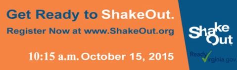 Great Southeast ShakeOut 2015 Earthquake Drill