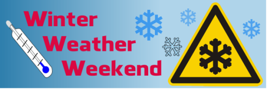 Weekend Winter Weather