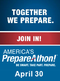 America's PrepareAthon April 30