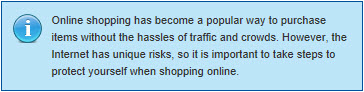 Online shopping safety for Cyber Monday