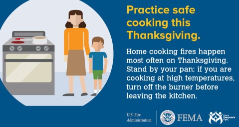 Safe Cooking This Thanksgiving