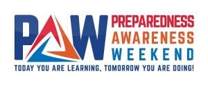 Preparedness Awareness Weekend (PAW)