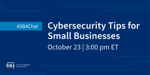 SBA-online cybersecurity chat