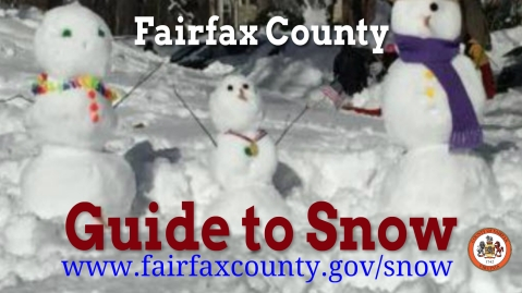 Fairfax County Snow Guide
