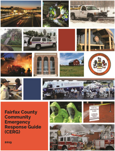 Fairfax County Community Emergency Response Guide