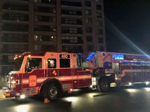 Bailey's Fire Truck
