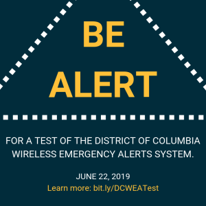 County Residents May Receive a Wireless Emergency Alerts